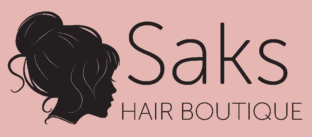 Saks Hair Logo